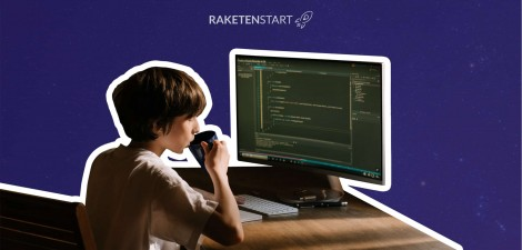 RAKETENSTART Gründerstipendium.NRW